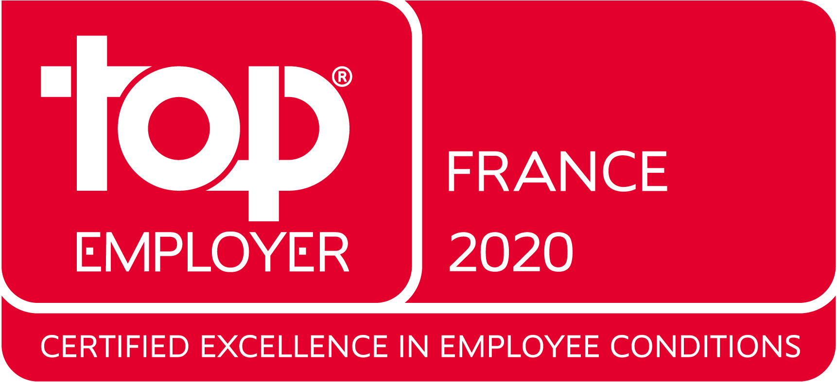 Top Employer France