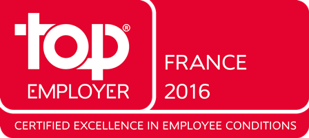 Top Employer France 2016